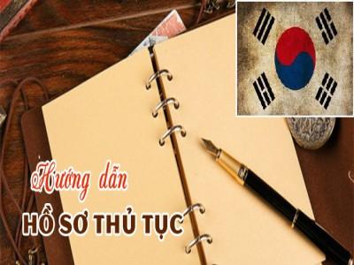 Hồ sơ du học Hàn Quốc cần chuẩn bị những gì?